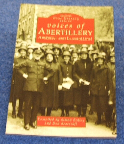 Voices of Abertillery Book